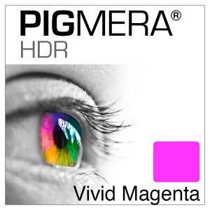 farbenwerk Pigmera HDR Flasche Vivid Magenta