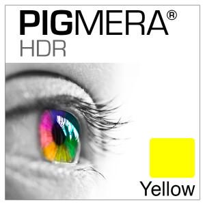 farbenwerk Pigmera HDR Flasche Yellow