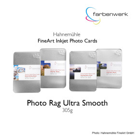 Hahnemühle Photo Cards Photo Rag Ultra Smooth 30...
