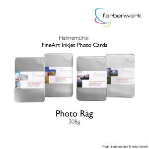 Hahnemühle Photo Cards Photo Rag 30 Blatt 10x15cm