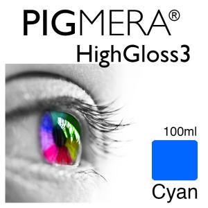 farbenwerk Pigmera HG3 Flasche 100ml Cyan