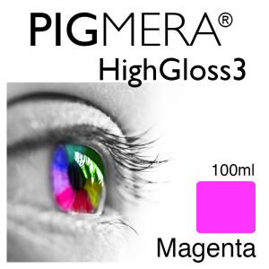 farbenwerk Pigmera HG3 Flasche 100ml Magenta
