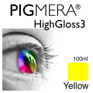 farbenwerk Pigmera HG3 Flasche 100ml Yellow
