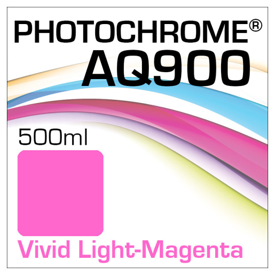 Photochrome AQ900 Tinte Flasche 500ml Vivid Light-Magenta
