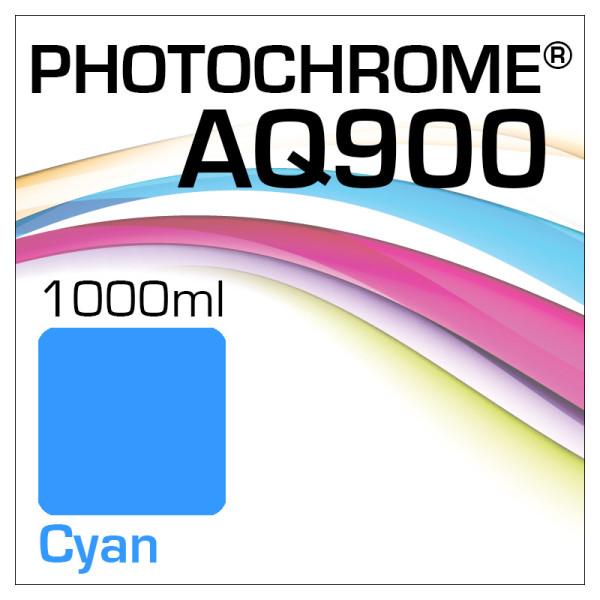 Photochrome AQ900 Tinte Flasche 1000ml Cyan