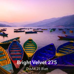 farbenwerk Fineart Bright Velvet 275 DinA4 25 Blatt