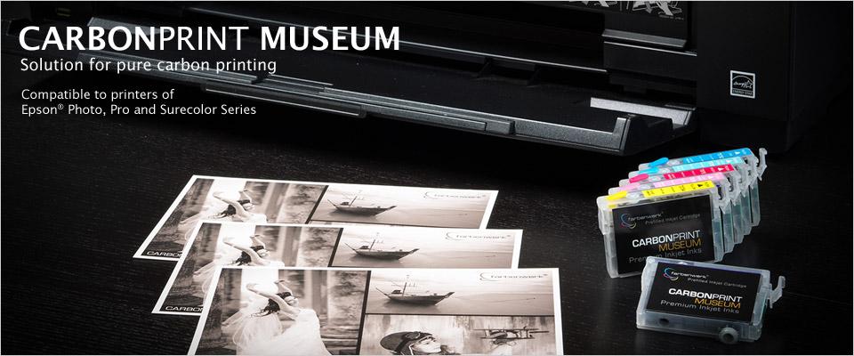 farbenwerk Carbonprint Museum